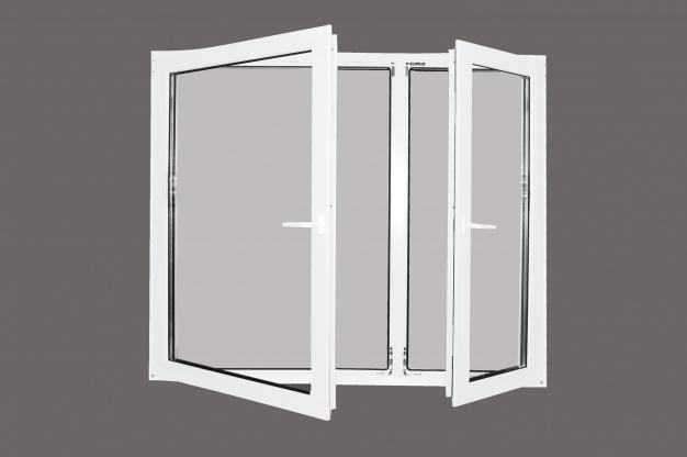 akcija PVC okna