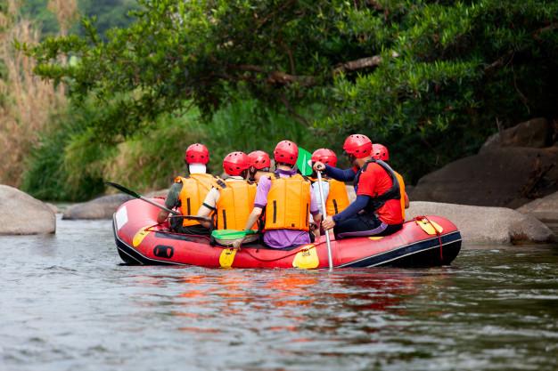 Soca rafting