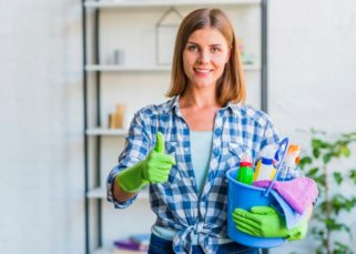 Vrhunska čistilna oprema za ugodno ceno